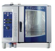 Пароконвектомат Electrolux AOS 061 GCG1