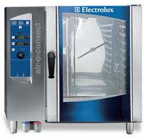 Пароконвектомат Electrolux AOS 102 GCG1