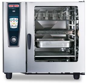 Пароконвектомат Rational SCC whitefficiency 102